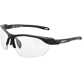 Alpina Twist Five HR VL+ Gafas, black matt